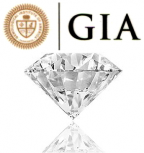 Gemological Institute of America certification